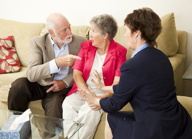 Senior Couples Counseling