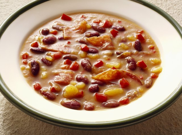 Hot Potato Soup