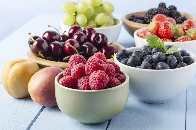 Fruit Harvest Selection in Bowls