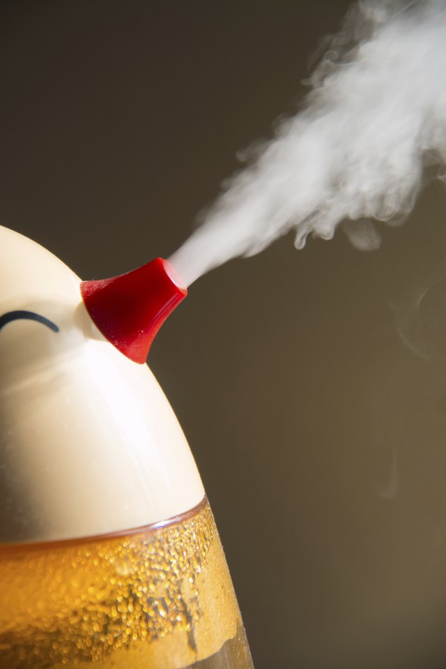 Fan That Blows Cold Air >> How to Clean a Vick's Humidifier Filter | Livestrong.com