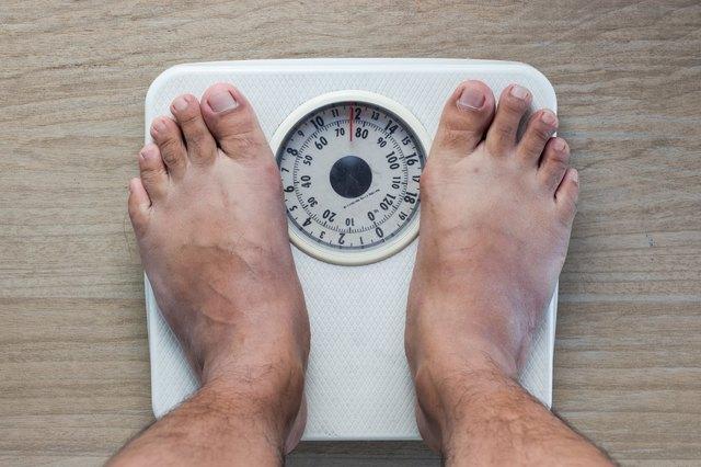 Weighing on analog Weight