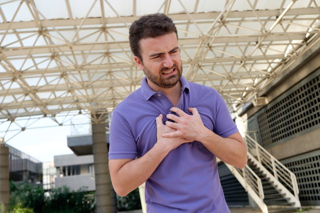 Causes Of Pain On The Right Side Of The Chest When