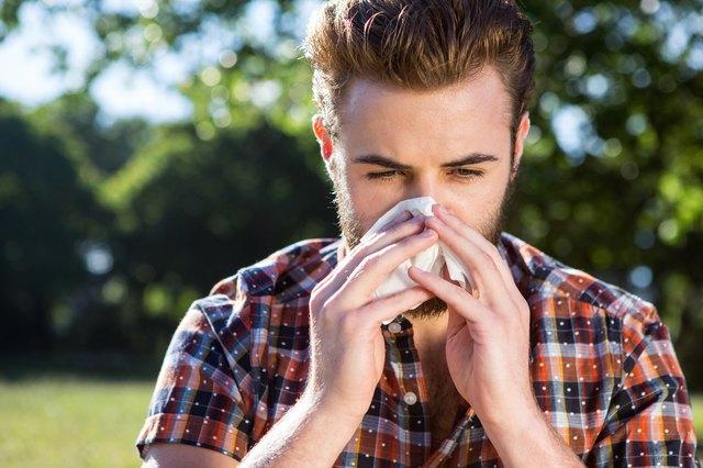 A Runny Nose & Gluten
