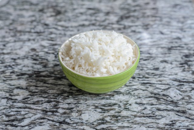 How Much Sodium Is in Rice?