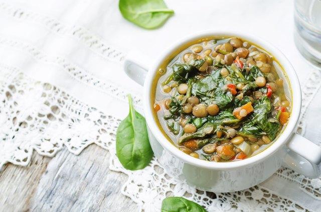 Lentil Soup for Constipation