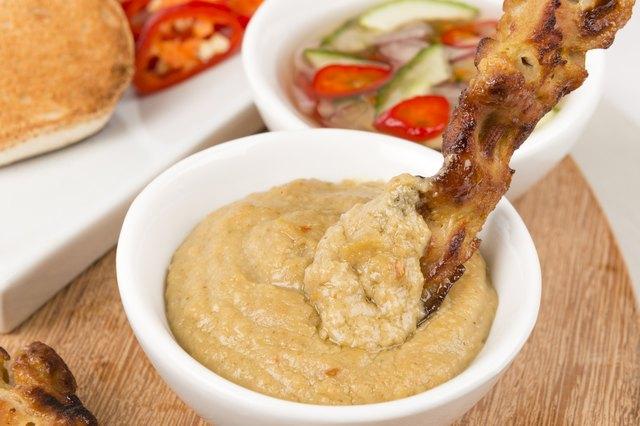 Moo Satay (หมูสะเต๊ะ)