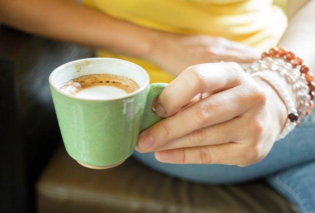 Calories in Espresso Coffee