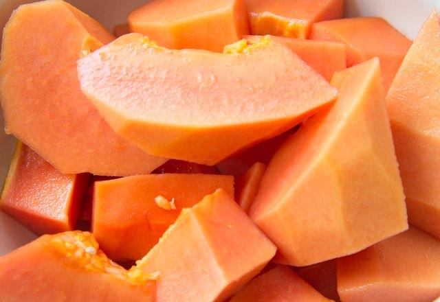tasty papaya