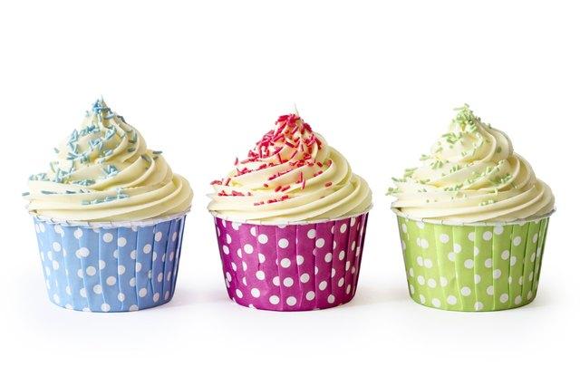 Calories in Sprinkles Cupcakes