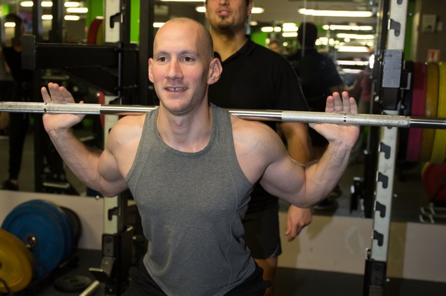 How to Build Muscle Strength With Low Testosterone