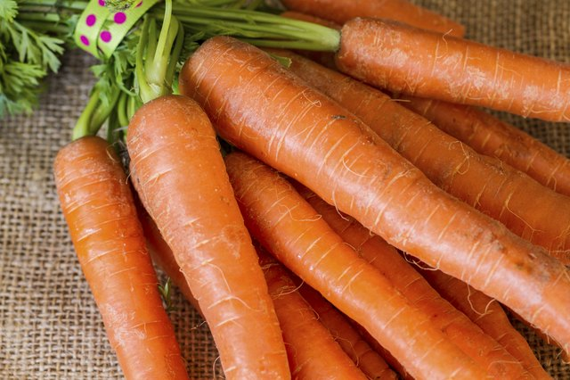 Foods to Avoid With Carotenemia
