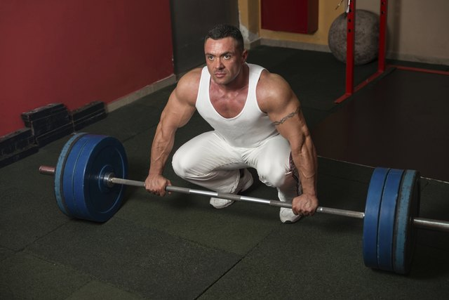 The Weight Requirements for Powerlifting