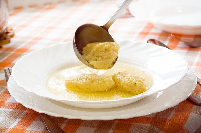 Calories in Matzo Ball Soup