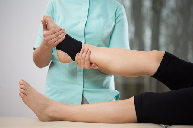 Ankle manipulation