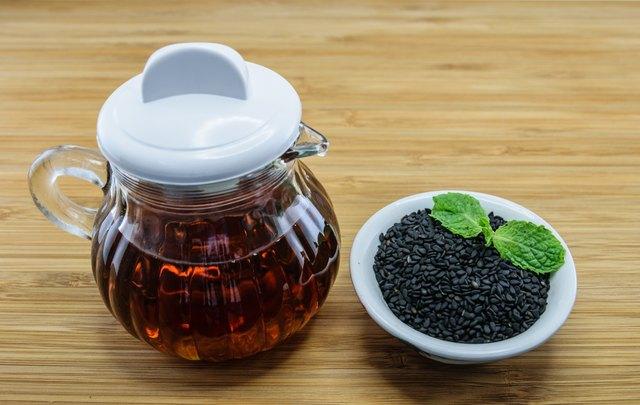 sesame oil extract from black sesame