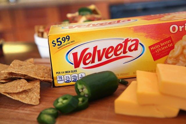 Kraft Foods Warns Of Possible Velveeta Shortage