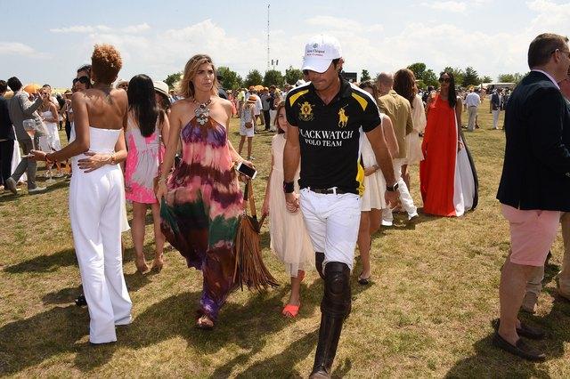The Eighth-Annual Veuve Clicquot Polo Classic - VIP