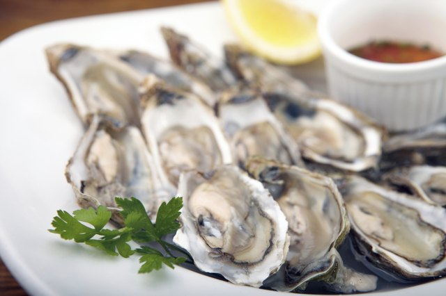 Consumption of Raw Oysters & Abdominal Pain