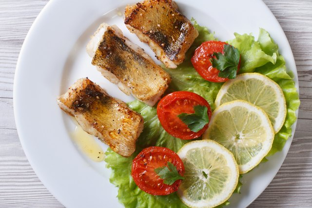 How to Cook Halibut in Butter