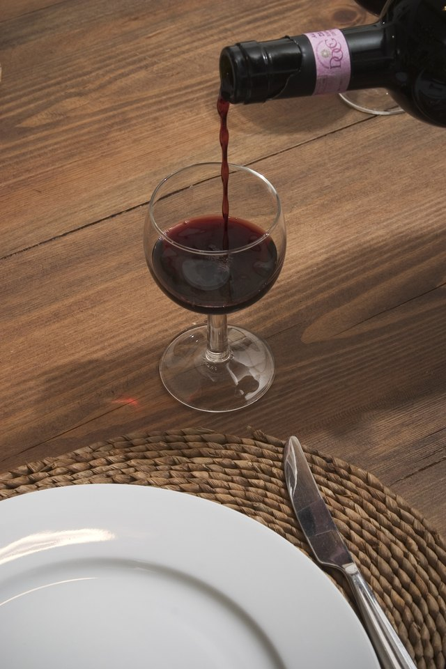 Calories in Manischewitz Wine