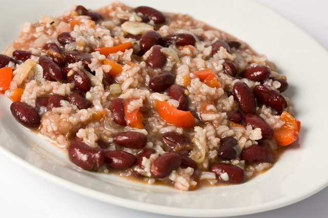 Risotto with Beans