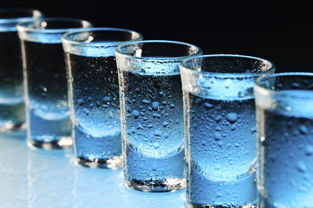 Calories in a Bottle of Vodka
