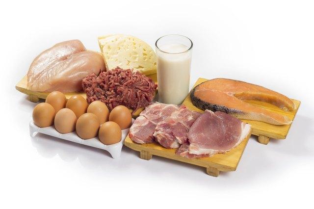 Proteinas saludables