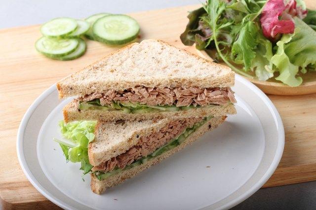 Tuna Sandwich Diet