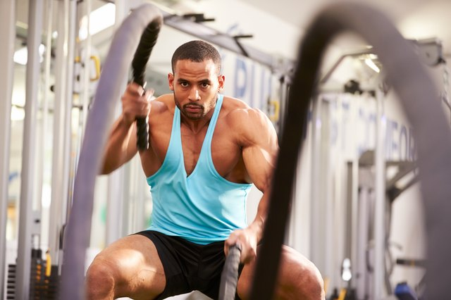 How to Get Big in the Gym | Livestrong.com
