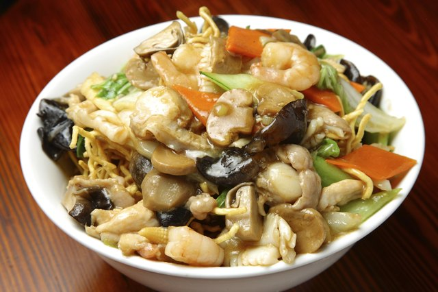 Chinese Fried Noodle