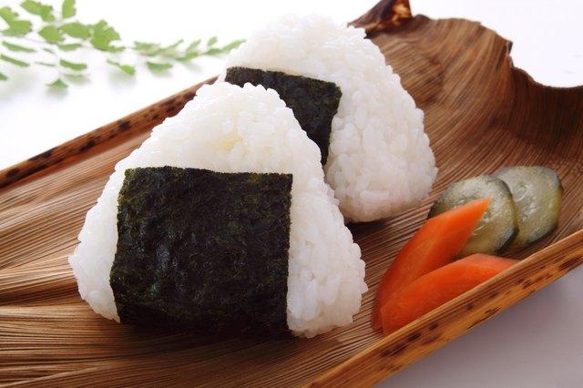 Good Vegetarian Fillings for Rice Balls