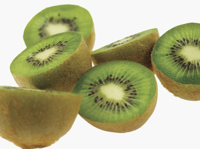Calories in One Kiwi Fruit