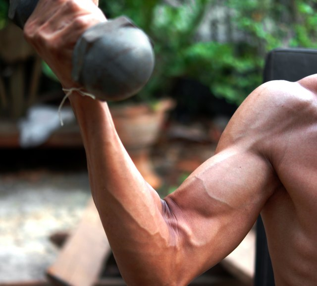 How to Make Your Arms Big Really Fast