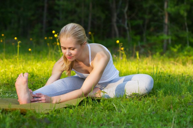 yoga and gymnastics