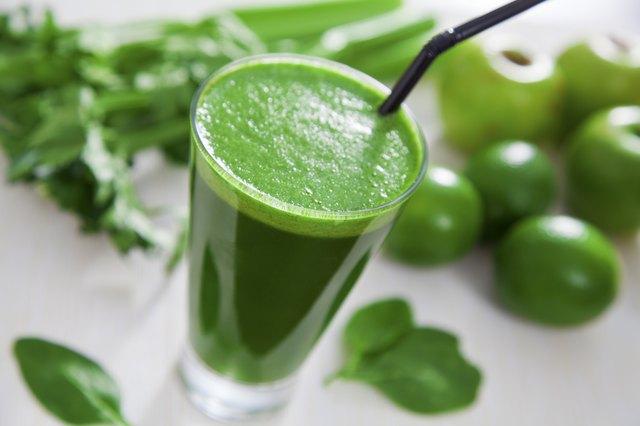 Calories in Green Juice