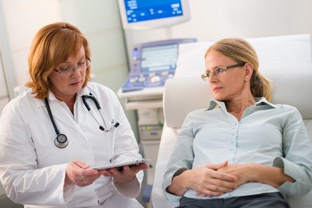Having An Ultrasound Exam
