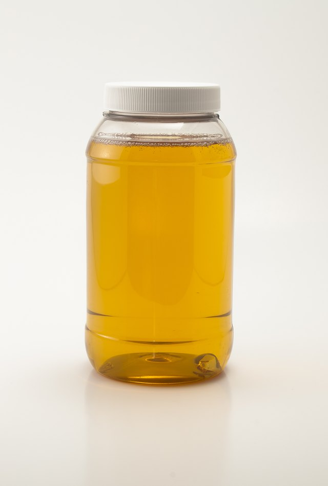 Agave Syrup Jar
