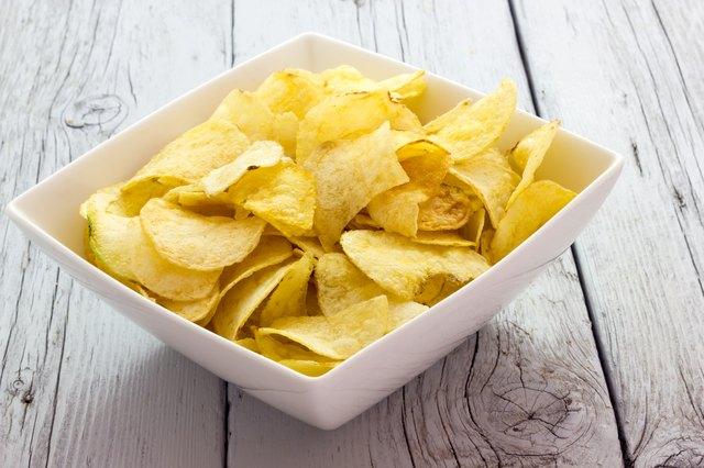 Potato Chip Warnings