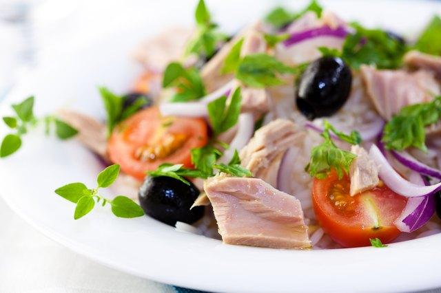 Tuna for a Diabetic