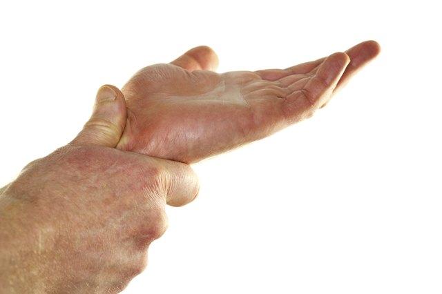Self Massaging Wrist