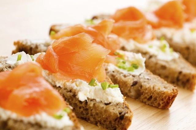 Smoked Salmon Nutrition