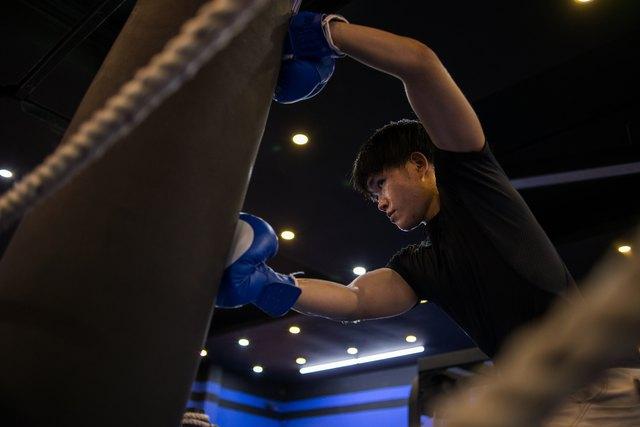 Punching Bag Routines