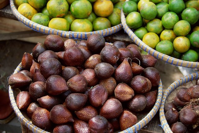 Basket of figs