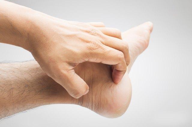 Potassium Permanganate for the Feet