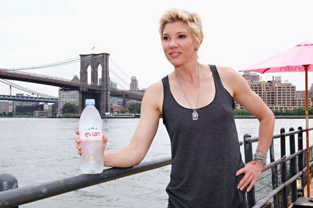 evian Presents Live Young, Get Fit! With Jackie Warner