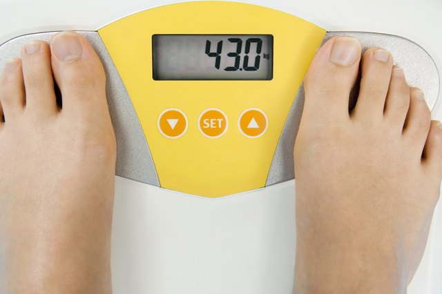 How Many Calories Are Needed Per Pound to Maintain a Body Weight?