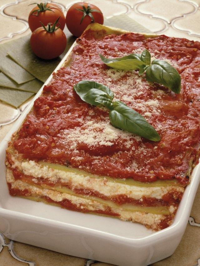 How to Boil Lasagna Sheets