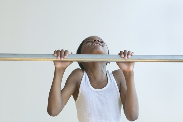 Kids' Arm Exercises