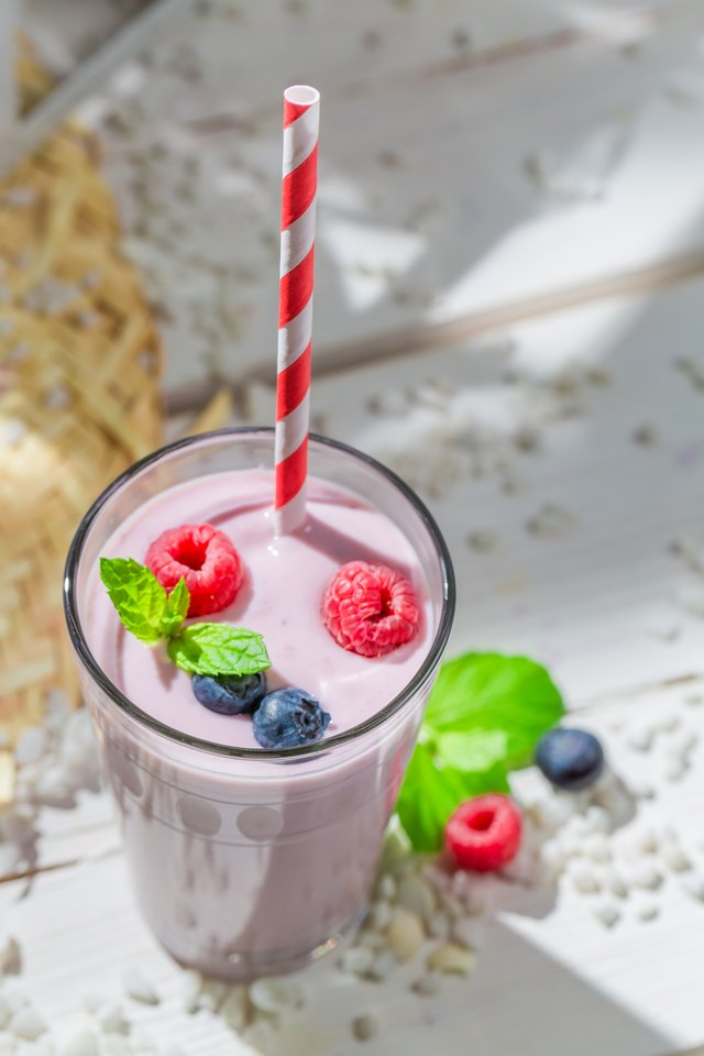 Protein Drinks Without Sugar, Soy and Aspartame