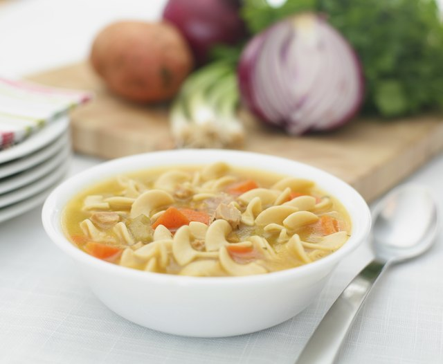 How to Lose Weight Fast on Chicken Soup Diet